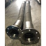 150 Mm NB Special Design Furnace Cooling Water Composite Hose Assembly
