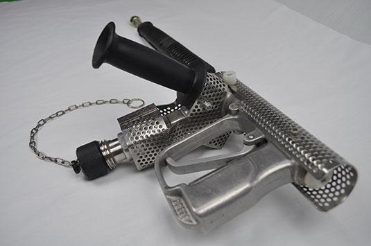 Weinhold Steam Pistol