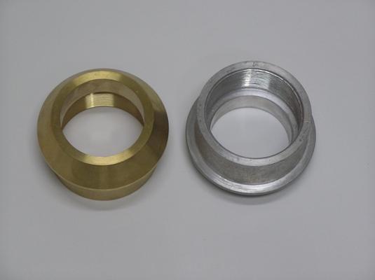 Bitumen Lock Cone Internal Thread AS 2475-2001