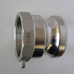 CT Lock MIL Spec 633 A Type Camlock