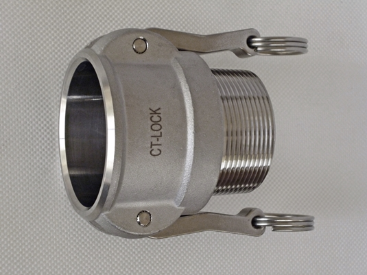CT Lock MIL Spec 633 B Type Camlock
