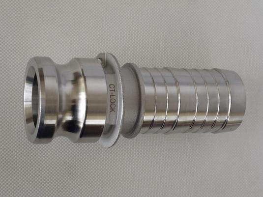 CT Lock MIL Spec 633 E Type Camlock