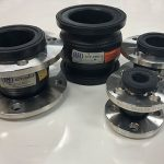CT REJ Single Sphere Rubber Expansion Joint S10 FSF Style