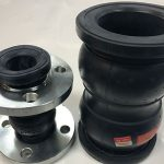 CT REJ Twin Sphere Rubber Expansion Joint S20 FTF Style