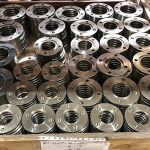 CT REJ Rubber Bellow Table D/E, ANSI and DIN Flanges