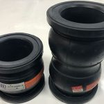 CT REJ Standard S10 And S20 Rubber Expansion Joint Bellows in EPDM, Nitrile, Neoprene and Hypalon