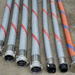 Chemical and solvent composite hoses Code 952 and Code 969