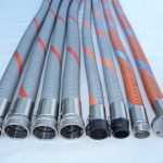 Chemicals and solvents - Code 952 and Code 969 composite hose assemblies