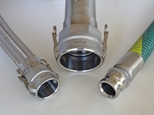 Convoluted Technologies products complete with CT Lock couplings