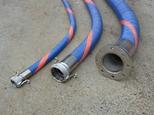 Custom made composite hose assemblies