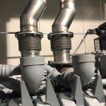 EAL Stock Standard Exhaust Bellows