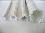 E glass also known as Fibre glass sleeving