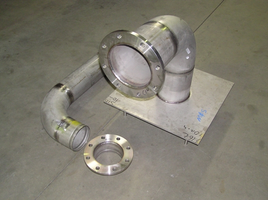 Fabrication and Pressure Pipe Welding Services