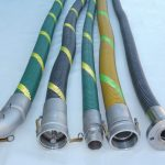 Hydrocarbon composite hose assemblies Code 1000, Code VRH 400, Code 1003 and Code 901