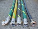 Hydrocarbon composite transfer hoses