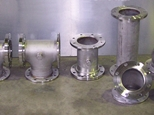 Pipe spools fabricated by Convoluted Technologies Pty Ltd