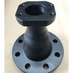 Pressure Piping Assembly ANSI 300 To SEA Code 62 Flange Opt