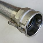 Sugar grain and stockfeed handling hose