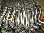 Super flex flexible metal hose assemblies