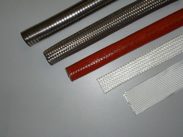 Thermal protective sleeving range