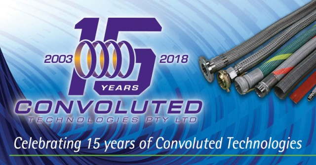 Convoluted Technologies - Celebrating 15 years
