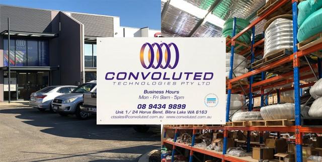 Convoluted Technologies service centre Western Australia