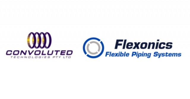 Convoluted has acquired Flexonics Pacific Pty Ltd (Flexible Piping Systems) national business assets; inventory, Intellectual Property and registered trademarks.