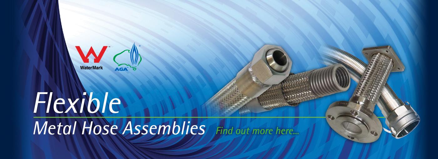 Flexible Metal Hose Assemblies