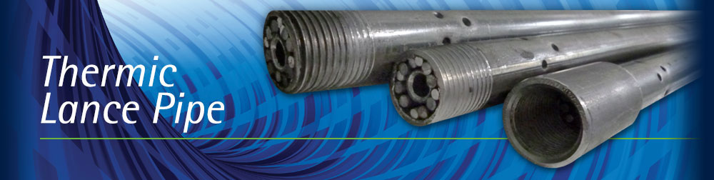 thermic lance pipe convoluted Technologies