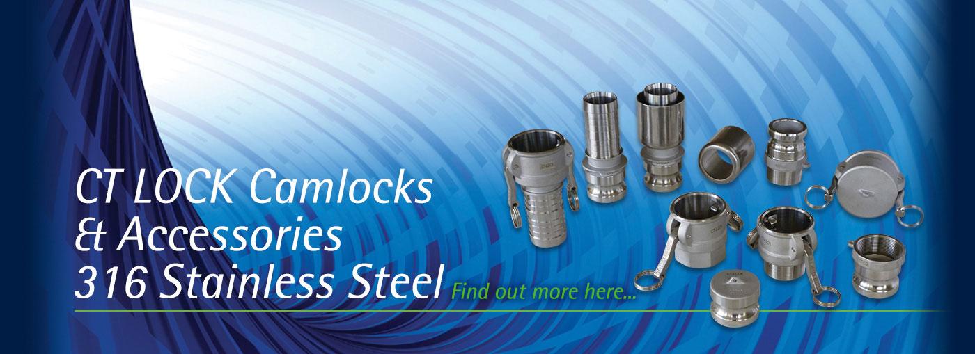 CT Lock Camlocks