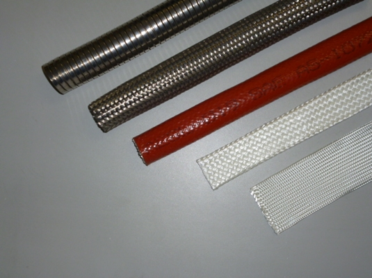 Fire sleeving and thermal protective sleeving