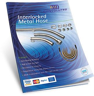 interlocked metal hose